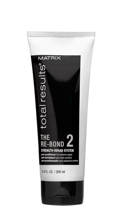 Total Results The Re-Bond Pre-Conditioner