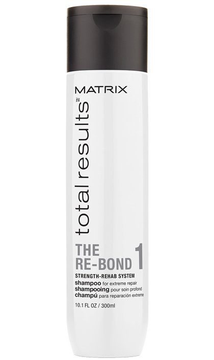 Total Results The Re Bond Shampoo For Damaged Hair Matrix