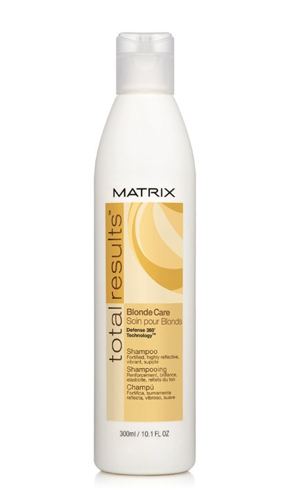 Total Results Haircare Blonde Care Shampoo