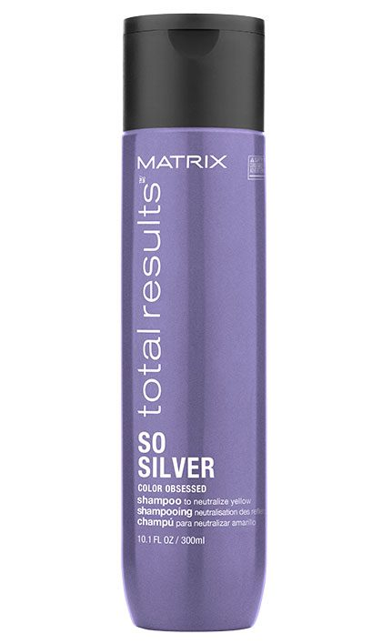 Total Results So Silver purple shampoo for blonde hair and silver hair