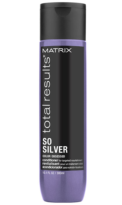 Total Results So Silver conditioner for blonde hair and silver hair