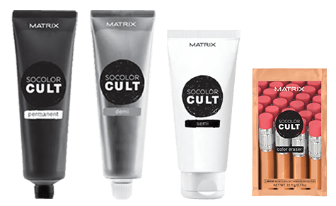 Socolor Cult Vibrant Hair Color Matrix