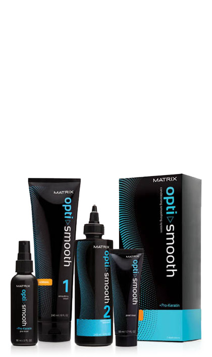 Opti Smooth System Pro Keratin Hair Treatment Matrix