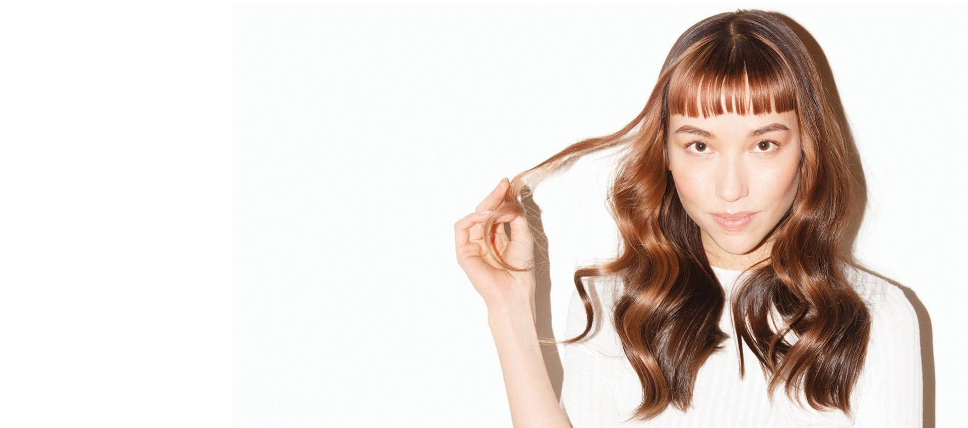 Ways To Wear Bangs This Fall And Winter Matrix