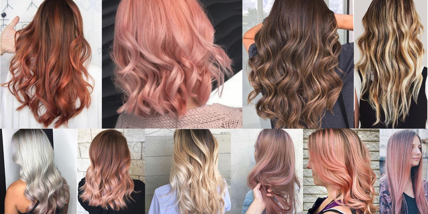 Balayage Hair Colors