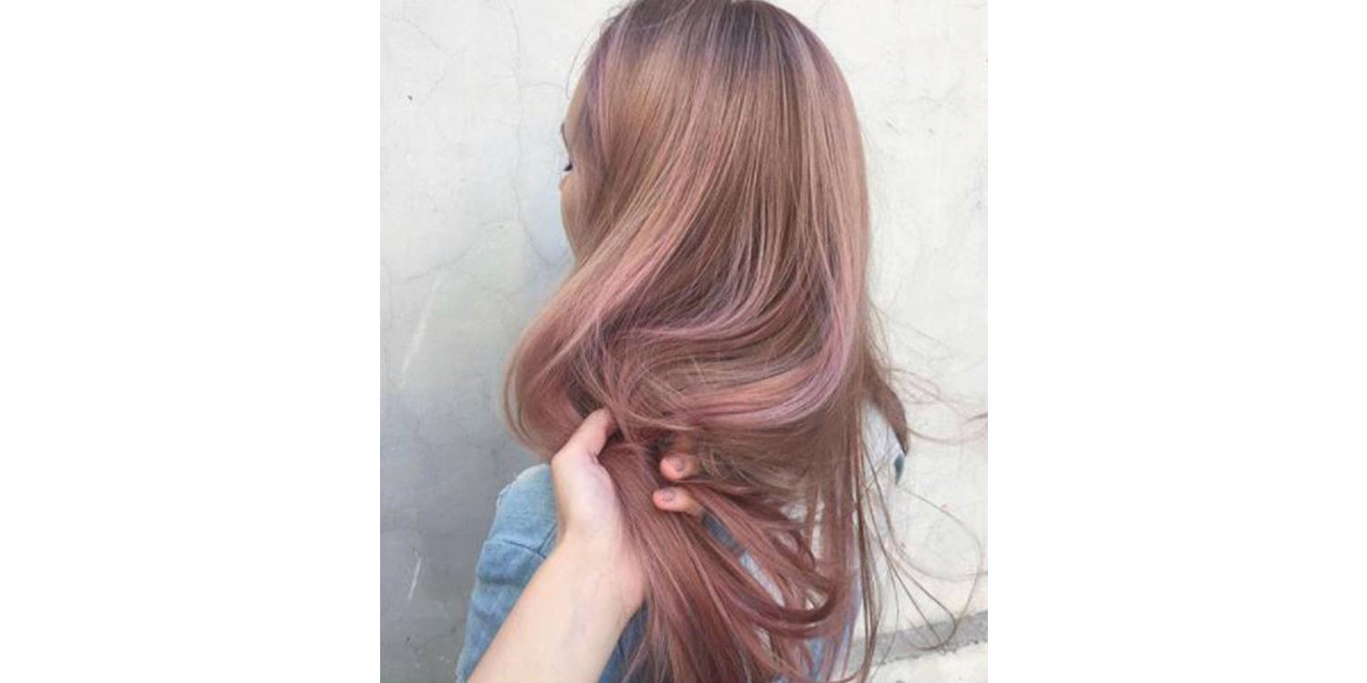 Pink Brown Hair Color Find Your Perfect Hair Style