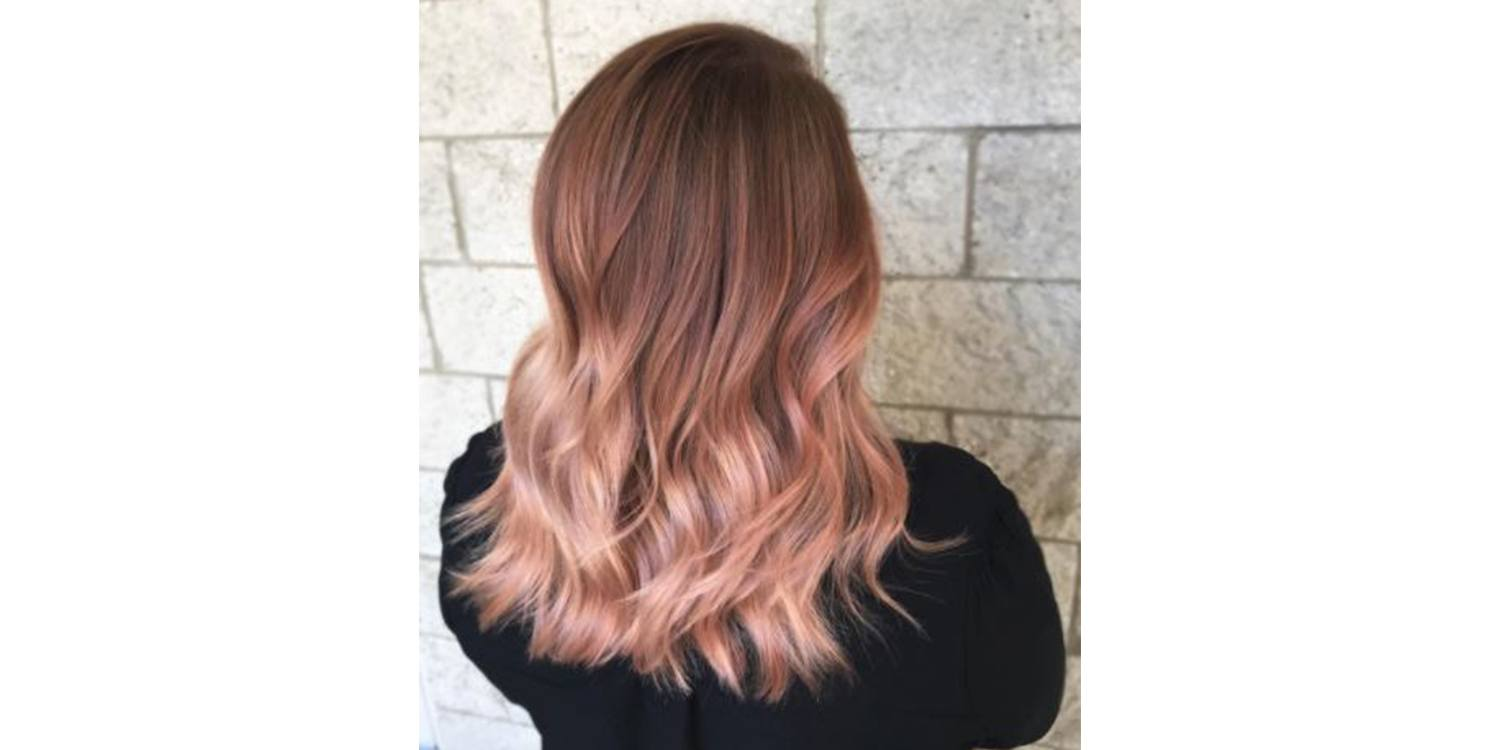 Top Fall Balayage Hair Color Trends Matrix