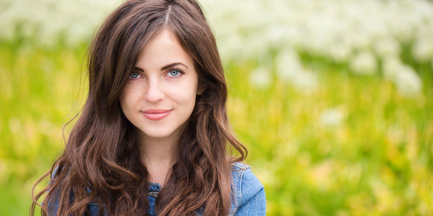 How To Find The Perfect Brunette Hair Color For Your Skin Tone - Hair colour yellow skin