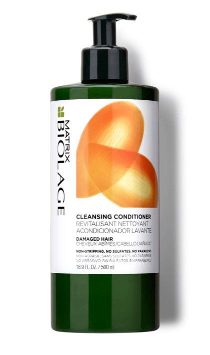Biolage Haircare Cleansing Conditioner for Coarse Hair