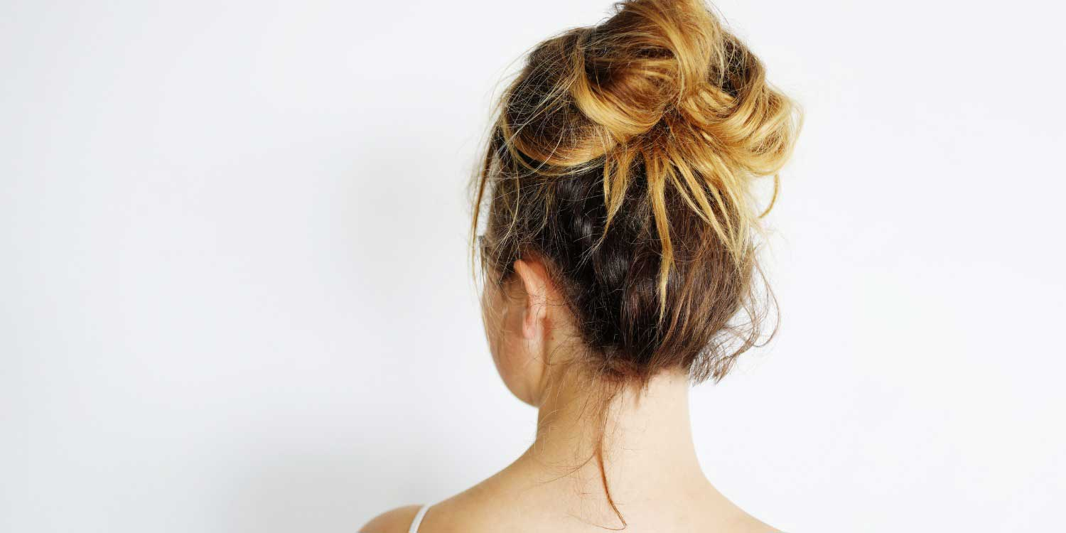 Easy Messy Bun Tutorials & Hairstyles | Matrix