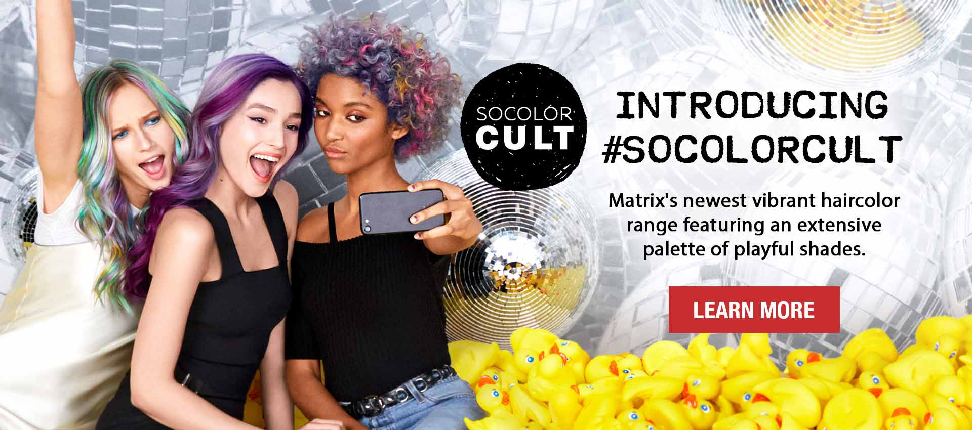 Matrix SOCOLOR Cult Vibrant Hair Color