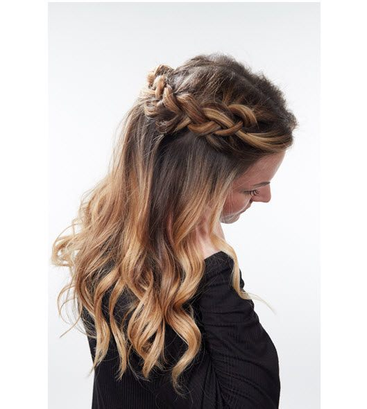 Image result for Loose Braid\