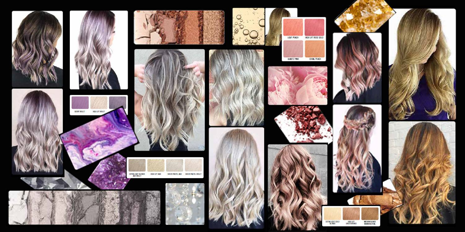 subtle blonde hair color shades for summer