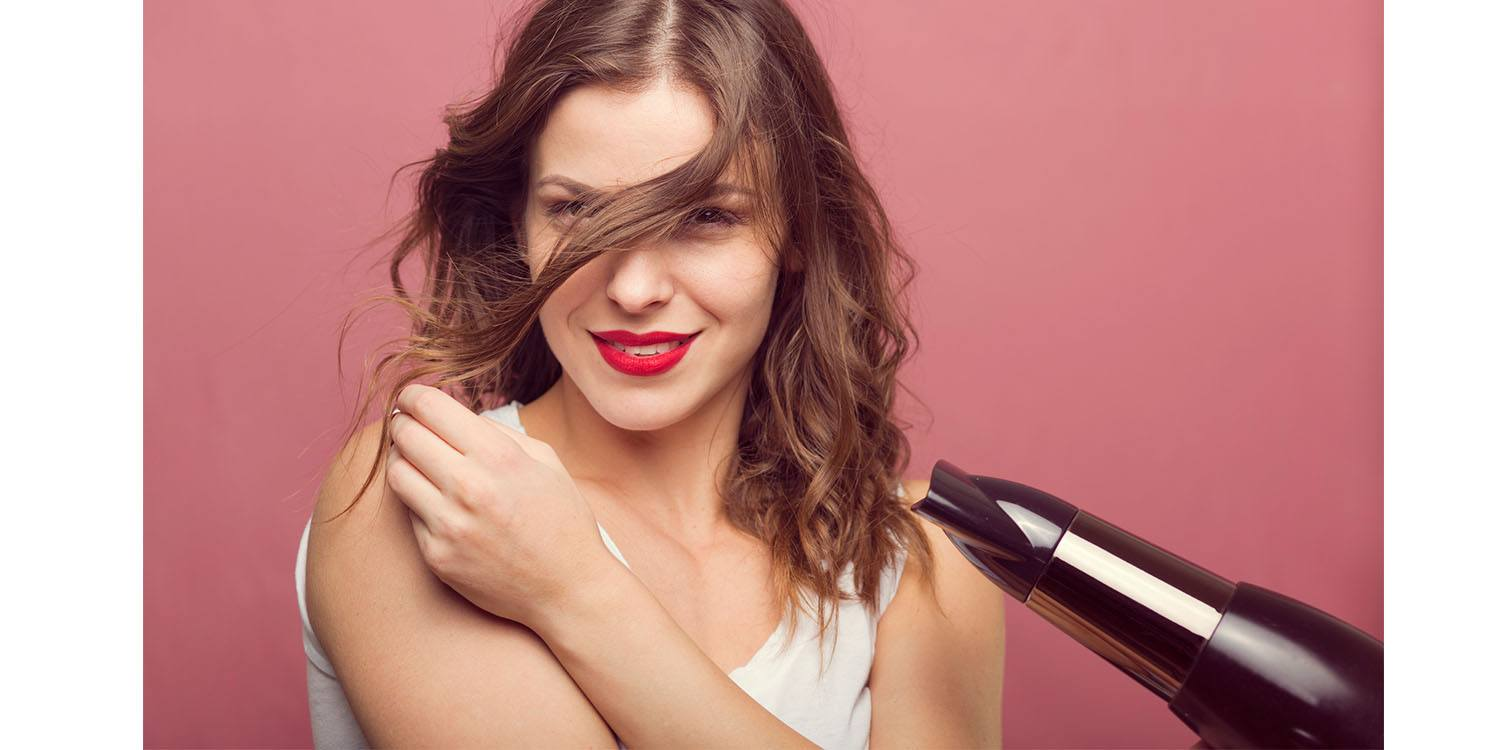 blow dry hair styling mistakes and how to fix them