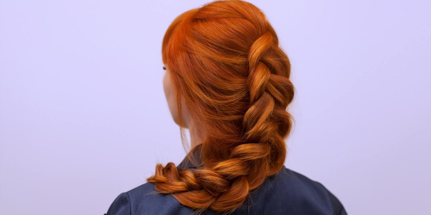 14 Useful Tips On How To Do A French Braid Matrix