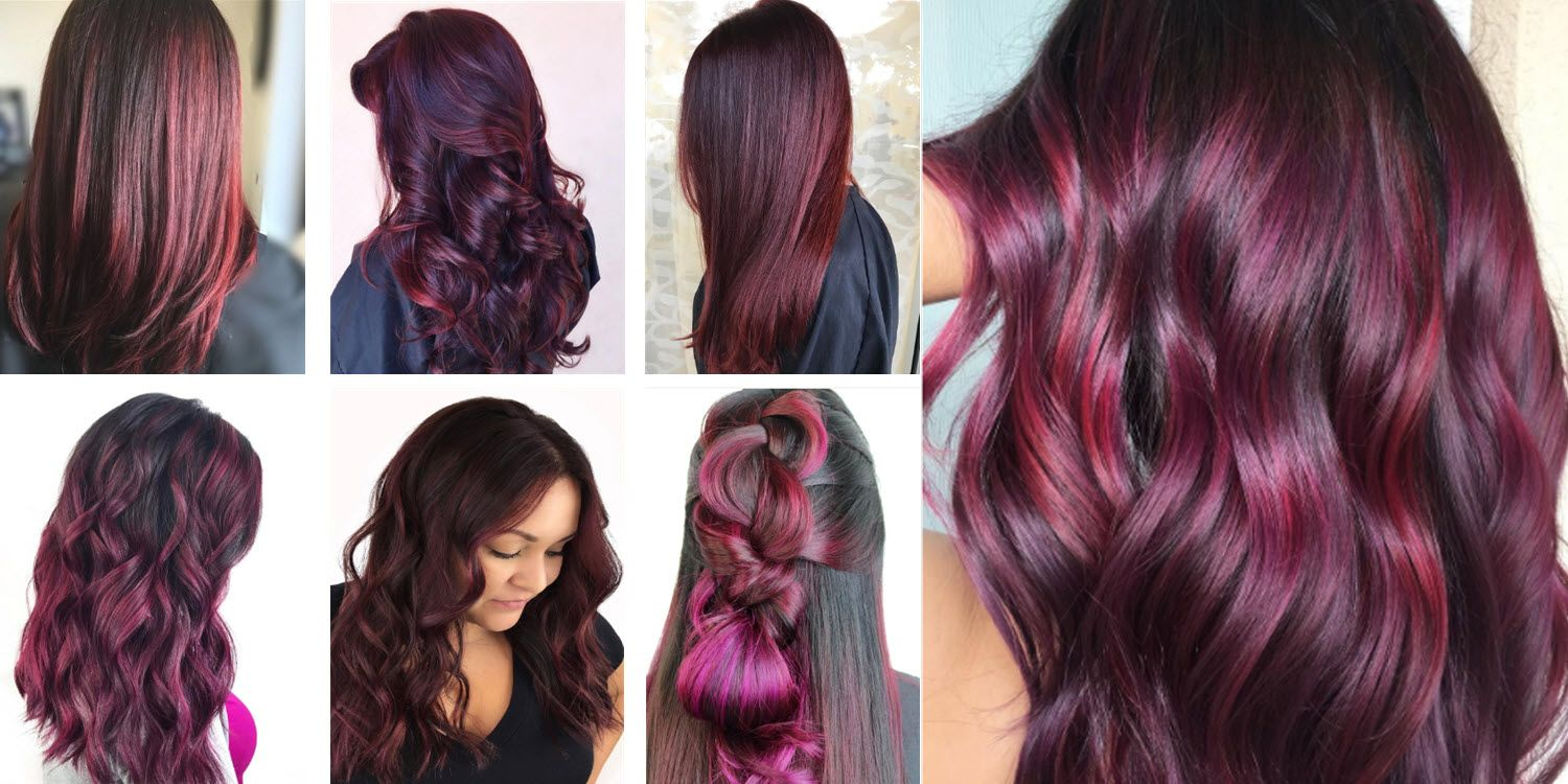 Is Burgundy Hair Color Right For You Matrix Com