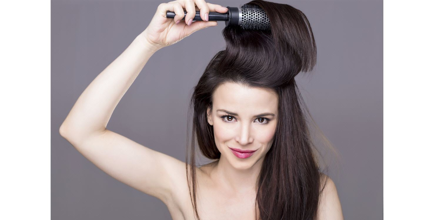 best styling products for thick hair how to the best hair brush for to thick hair 1745