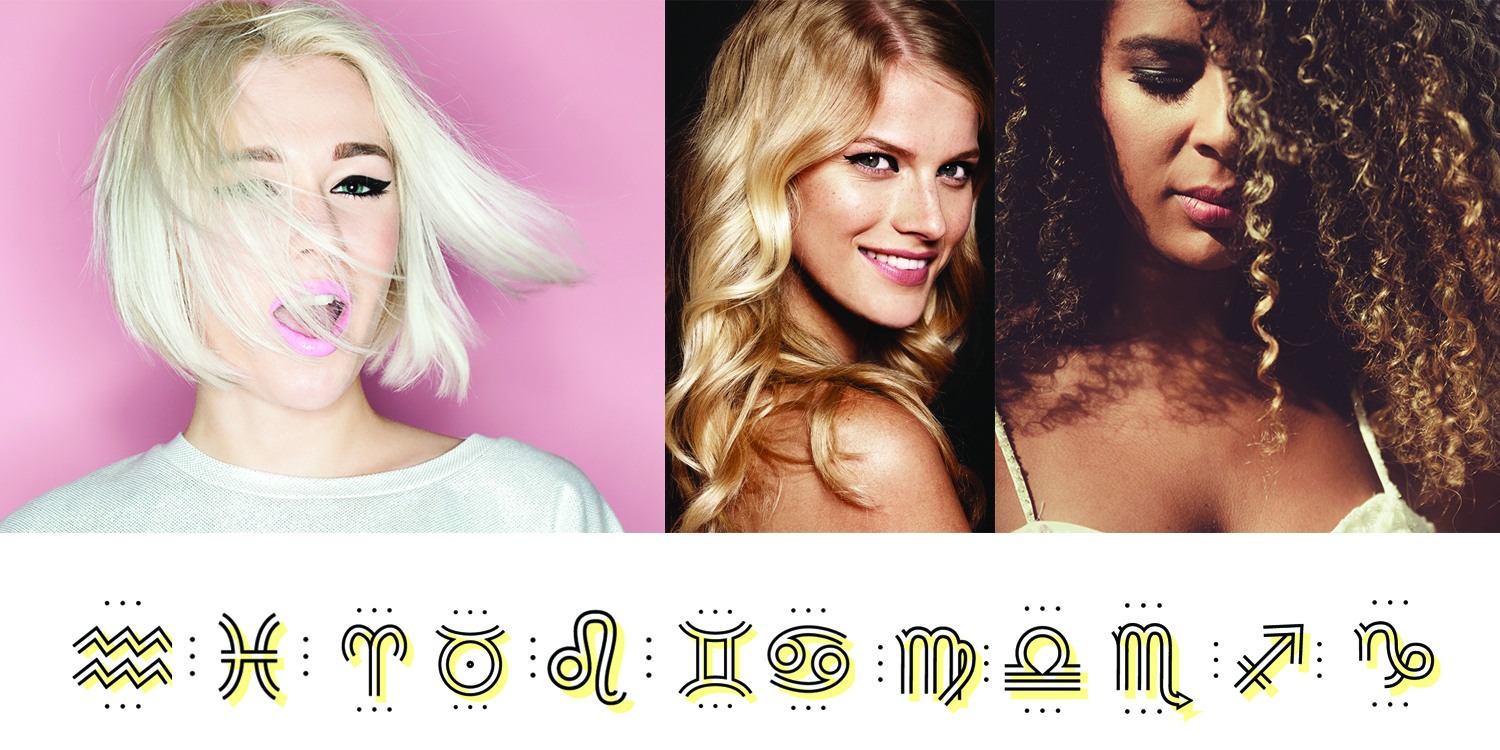 best summer hairstyle for your zodiac sign