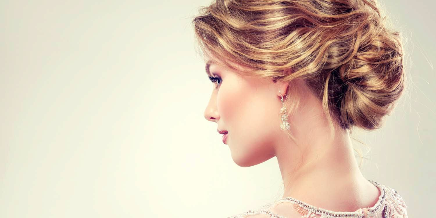 Prom Hairstyle Ideas For Long Medium And Short Hair Matrix