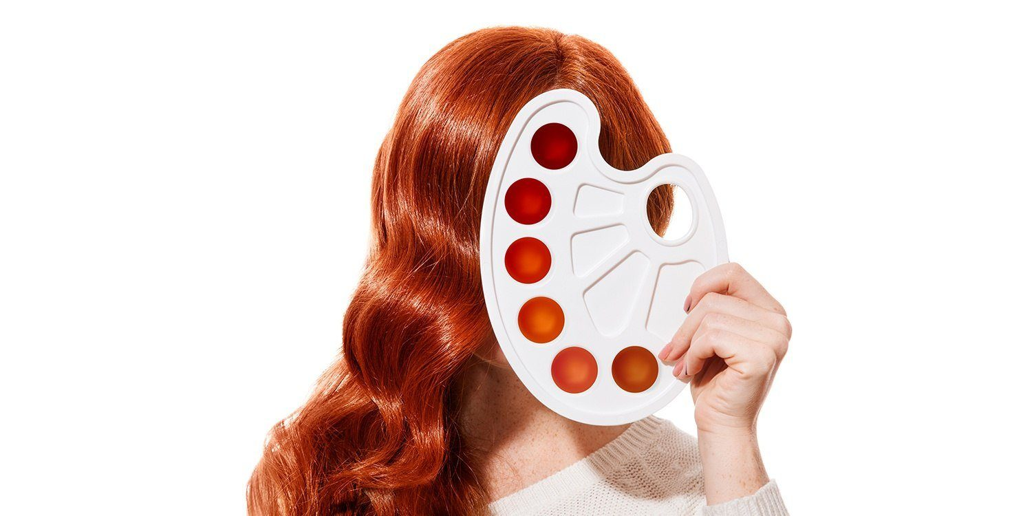 How To Choose The Best Red Hair Color For Your Skin Tone Matrix