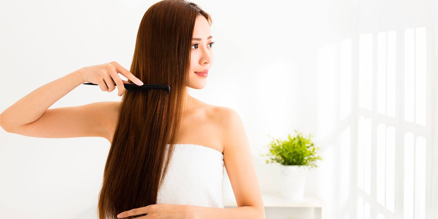 dry and itchy scalp and split end remedies