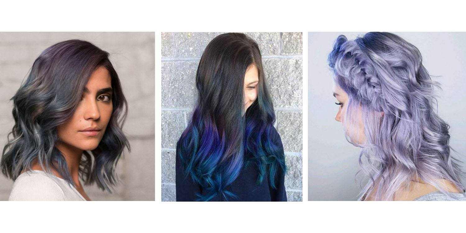 Learn More About The Unicorn Hair Color Trend Matrix