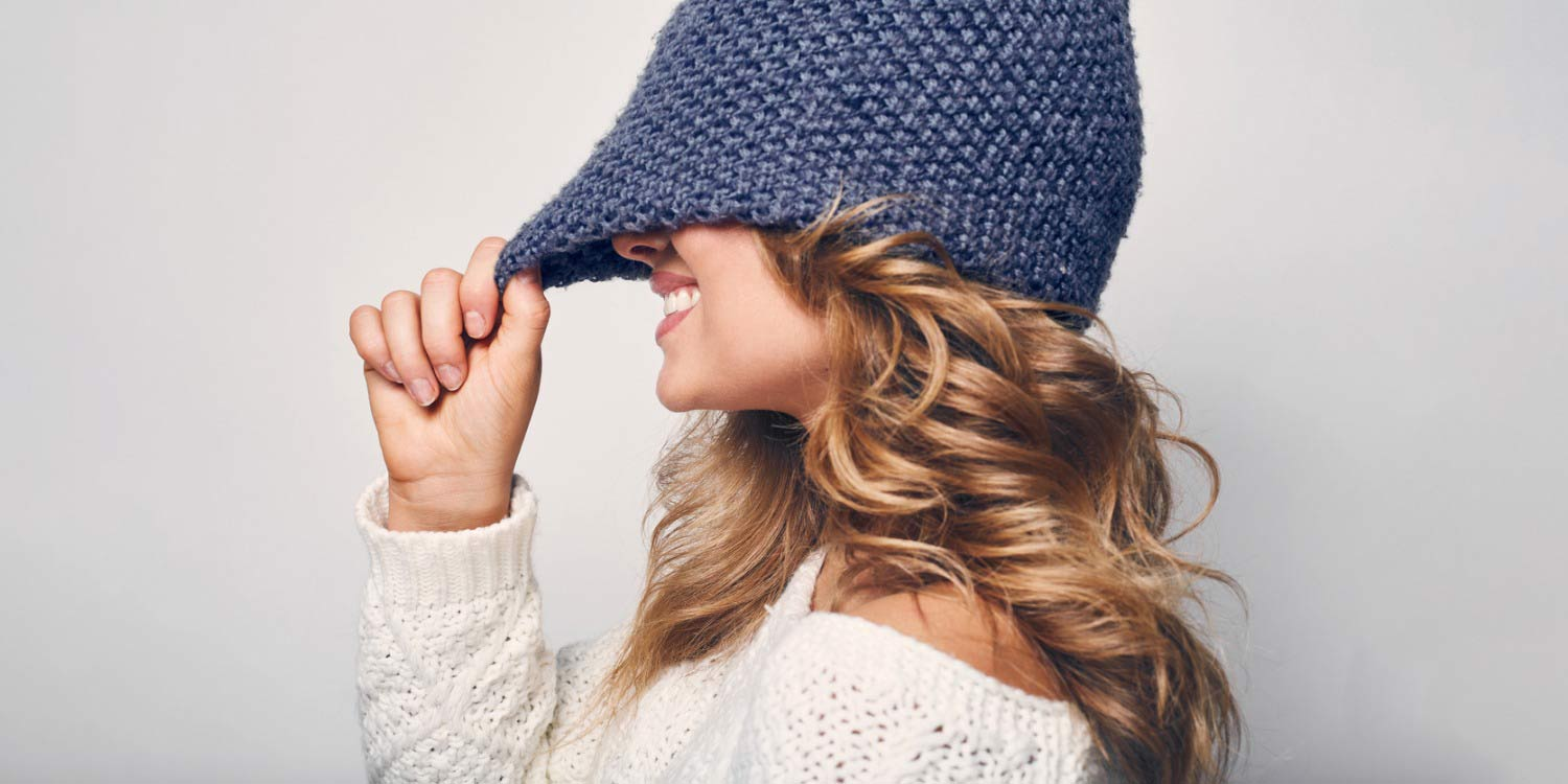 2019 year style- Hair winter care tips 2
