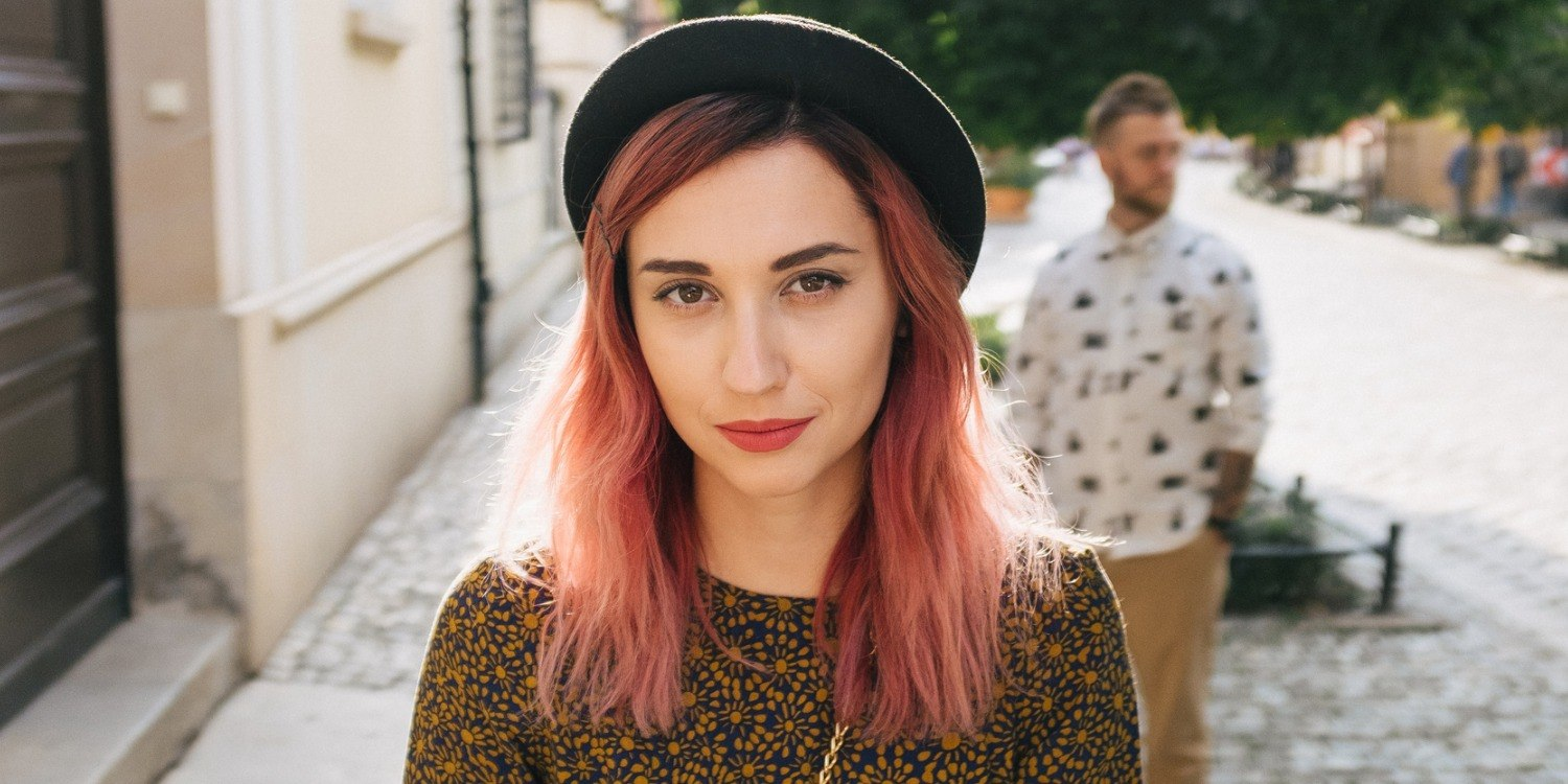 what is blorange hair color and how do you wear it? | matrix