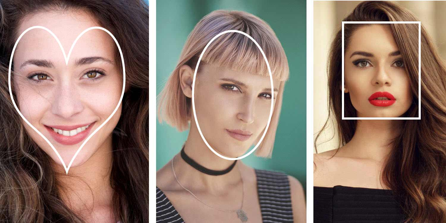 best haircuts for face shape hairstyles that are trending right now matrix 2248 | best hairstyle for face shape