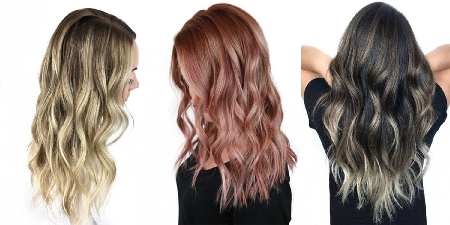 Balayage vs ombr what s the difference matrix for What does ombre mean