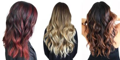 Ombre vs. Balayage hair color techniques and styles