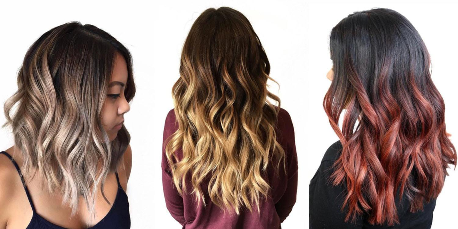 Balayage vs. Ombré What\u0027s The Difference?