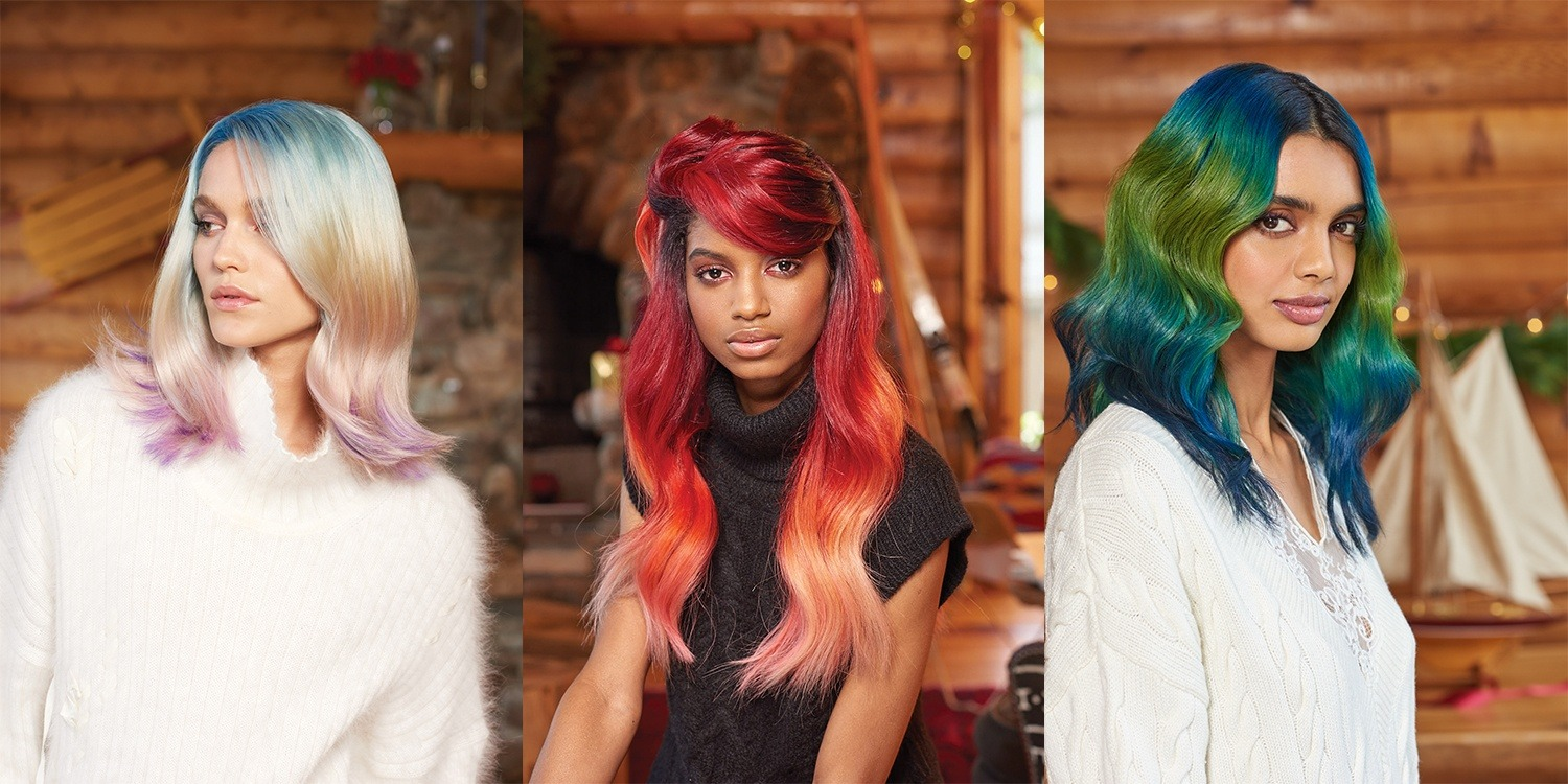 Make Your Vivid Hair Color Work In The Workplace| Matrix
