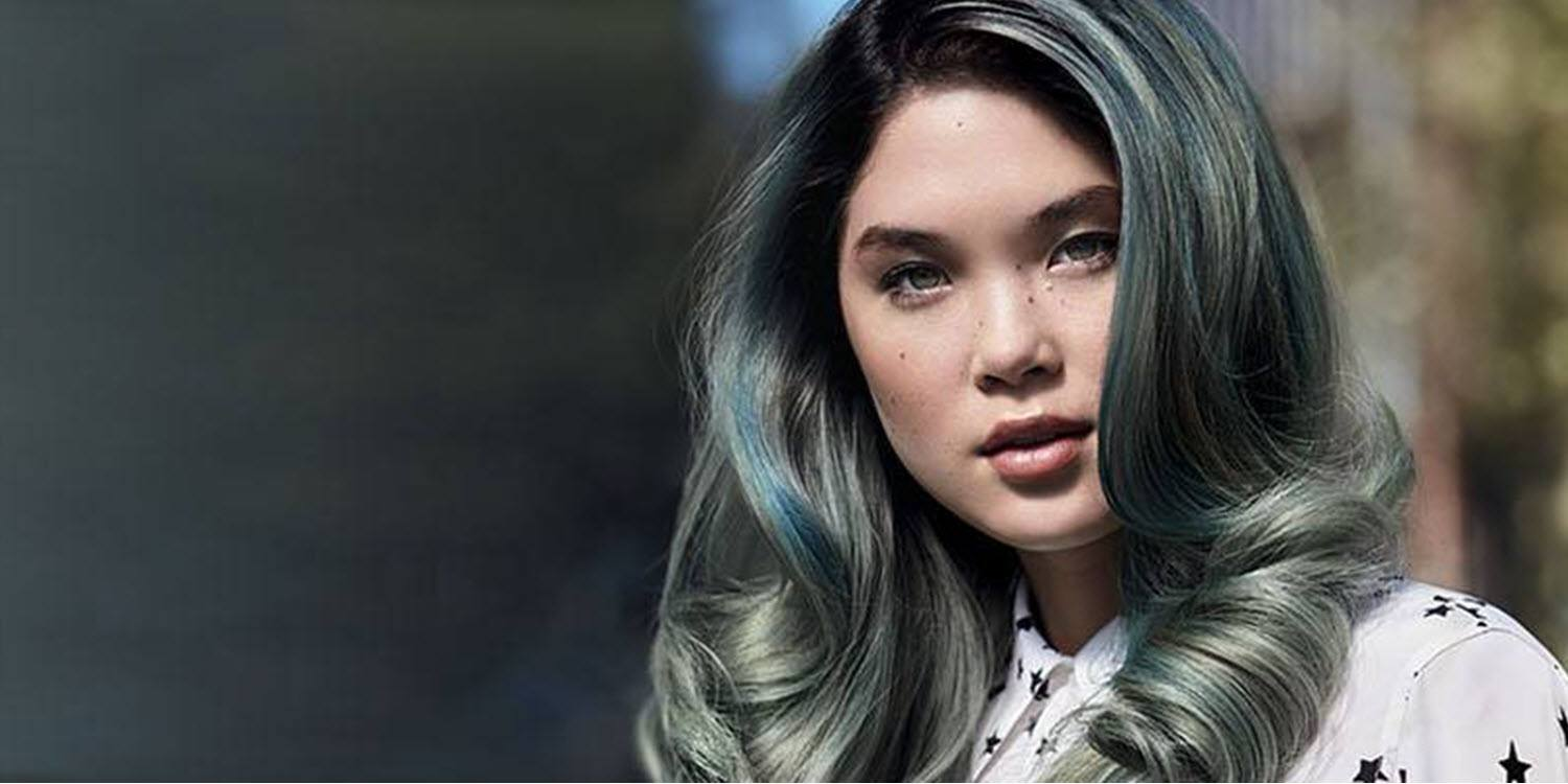 Make Your Vivid Hair Color Work In The Workplace Matrix