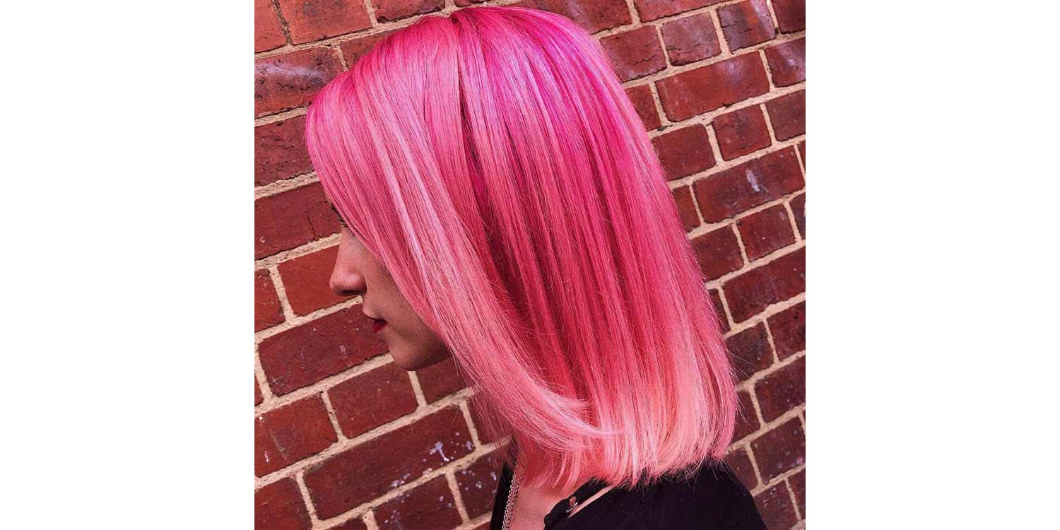15 New Ways To Wear Pink Hair Color Matrix