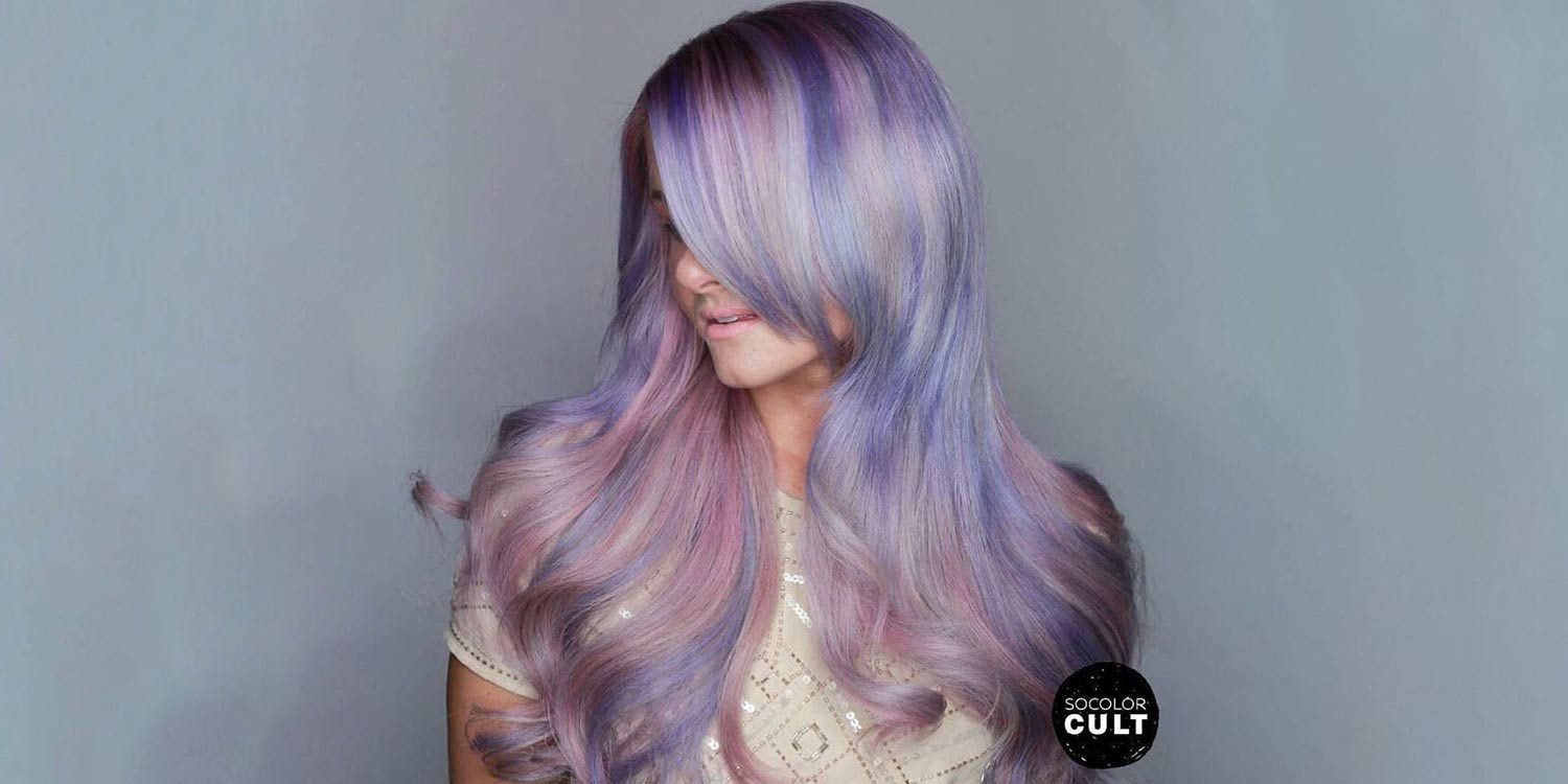 Top Fall Hair Color Trends Matrix