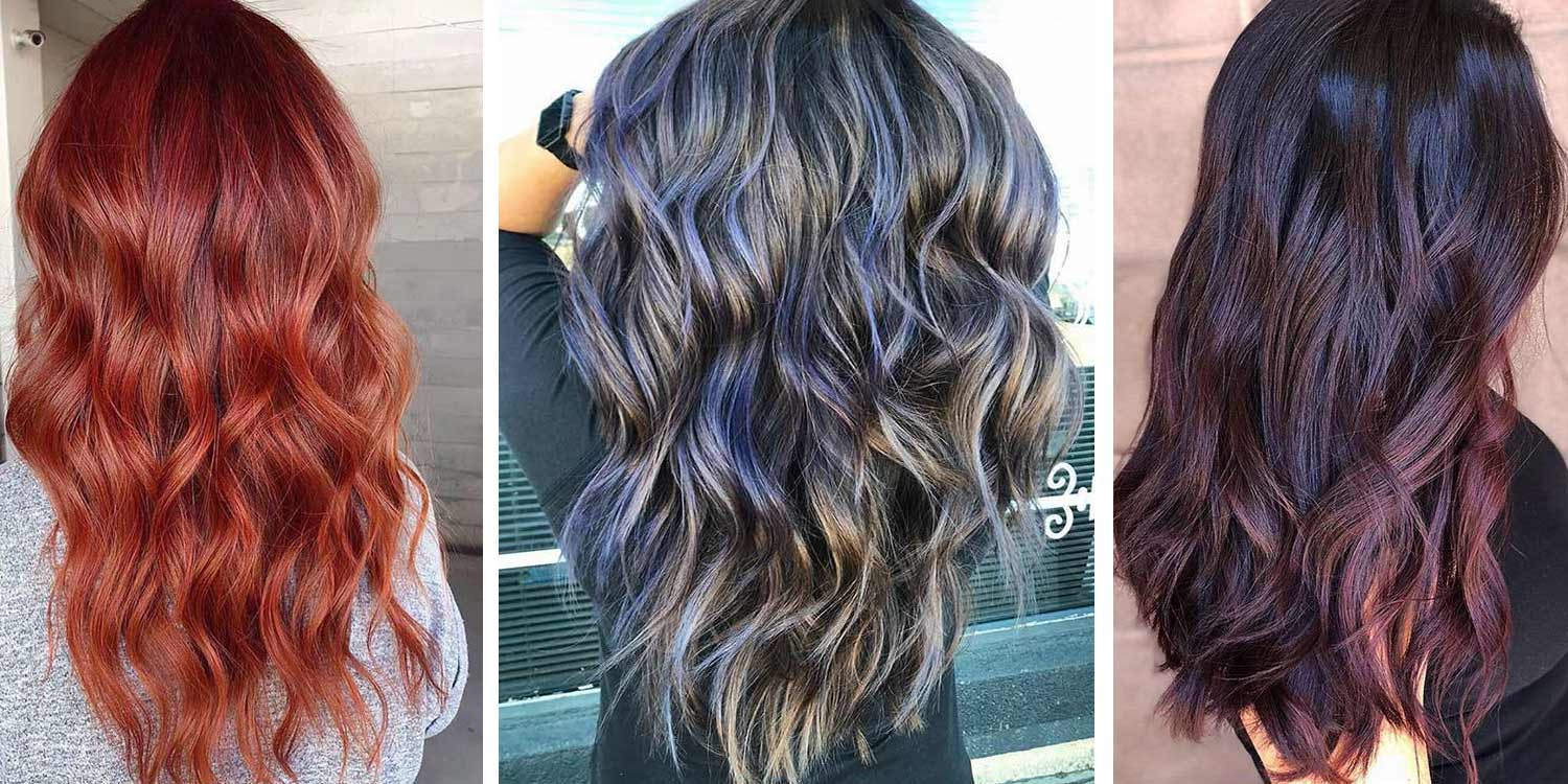 8 Winter Hair Colors To Try Right Now Matrix