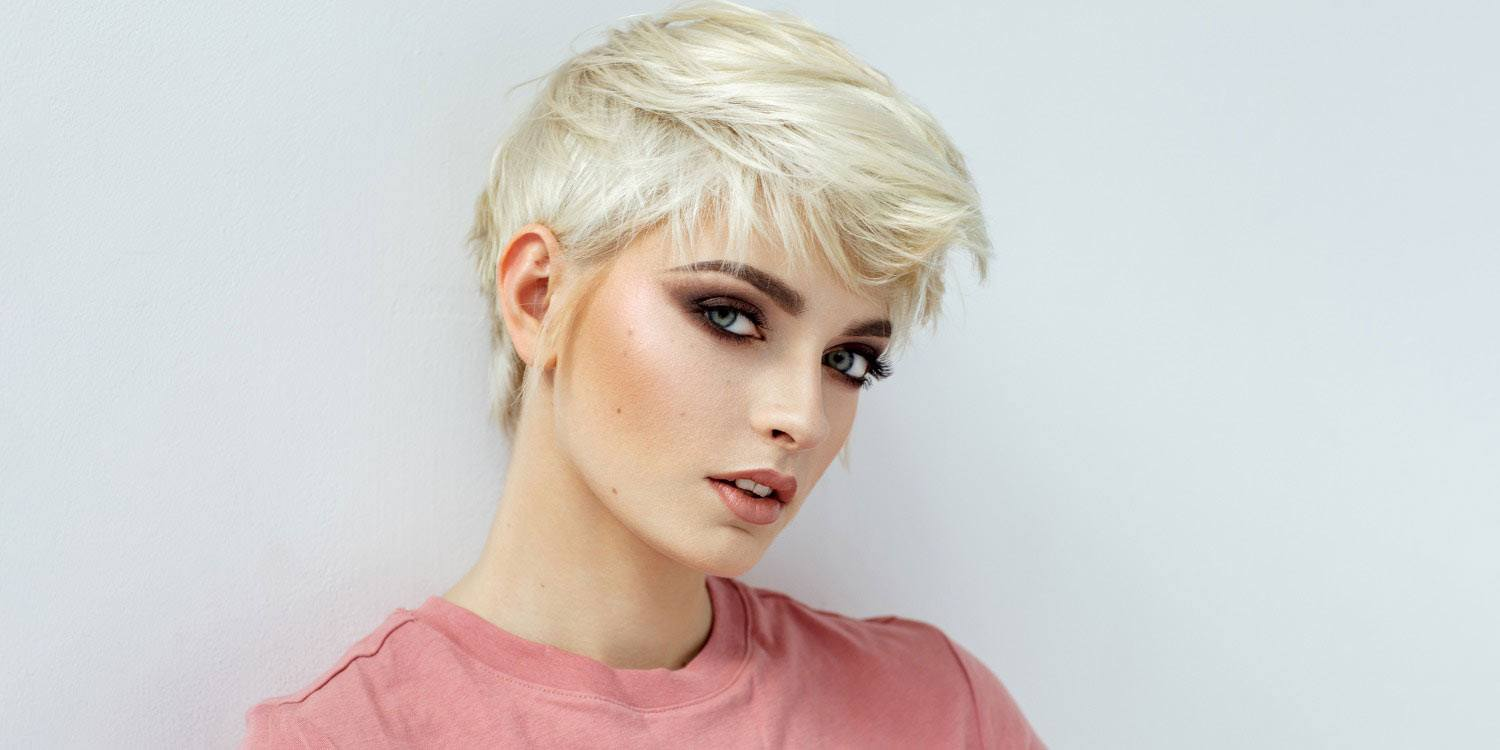 The Hottest 2019 Hairstyles For Short Hair Matrix