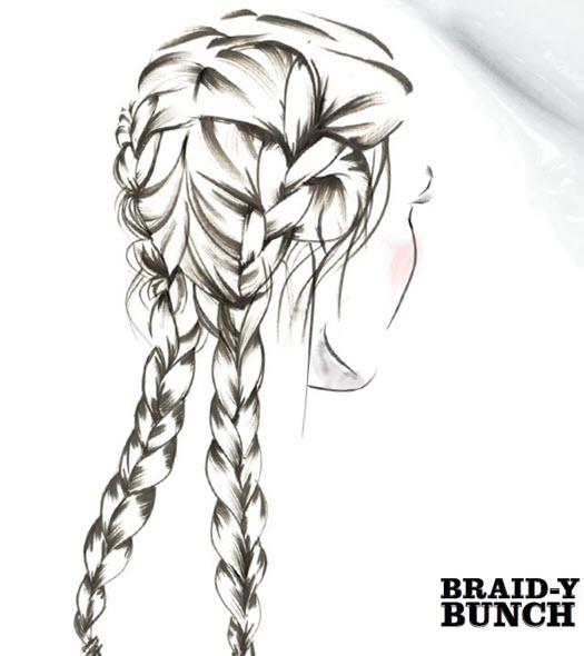 Braidy Bunch: Style Link Mineral