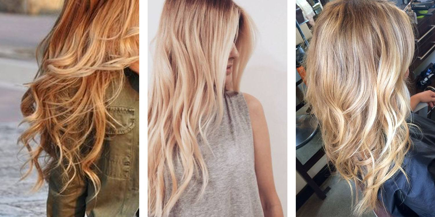 Fashion week Hair Blonde color pictures for woman