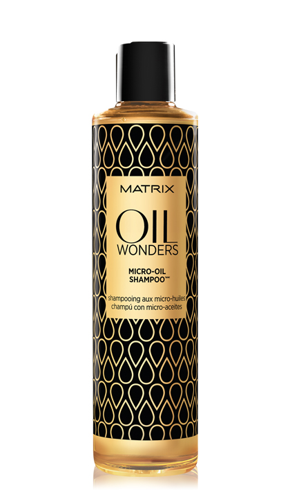 Oil Wonders Haircare Mirco-Oil Shampoo