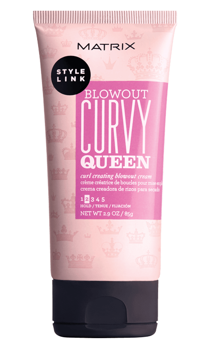 Style Link Blowout Curvy Queen Blowout Cream